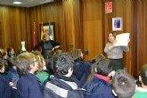 Los escolares de San Pedro del Pinatar conocen la Constitución a través del Ayuntamiento