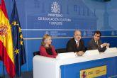 El Ministerio de Educación, Cultura y Deporte presenta el Plan de Actuación de Bienes Culturales de la Fragata Nuestra Señora de las Mercedes