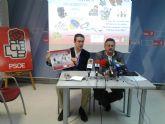 El PSOE presenta la campaña Navidad Solidaria