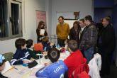 'El Palmar. Espacio Joven' atrae a más de 500 jóvenes cada semana para participar en sus actividades