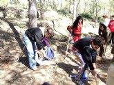 El voluntariado ambiental clausura el programa de conservación en espacios naturales 2012 con una repoblación en la zona del Salmerón
