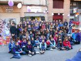 El Alcalde colabora con el Grupo Scout Vista Alegre en la recogida de alimentos y ropa para los más necesitados