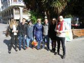 Pelegrín y Barquero colaboran con el Día Mundial de la Lucha contra el Sida