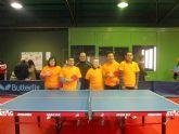 Usuarios del Centro de D�a para Personas con Discapacidad participan en un Torneo de Tenis