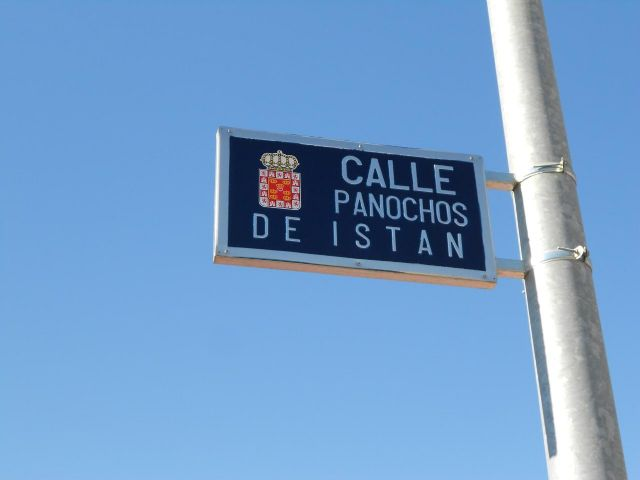 Ronda Sur homenajea con una calle a los panochos de Istán - 1, Foto 1
