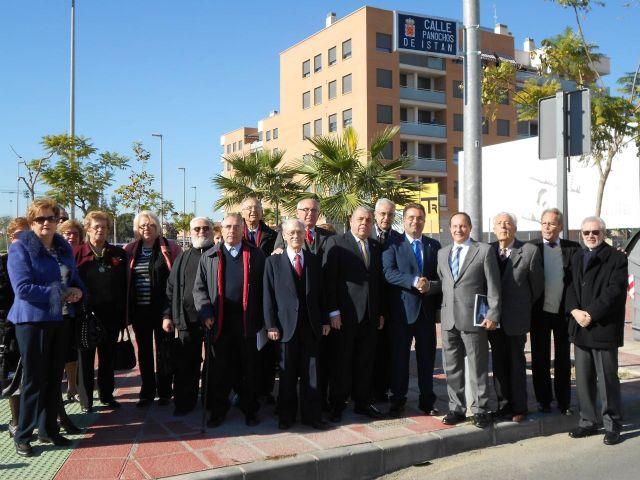 Ronda Sur homenajea con una calle a los panochos de Istán - 2, Foto 2