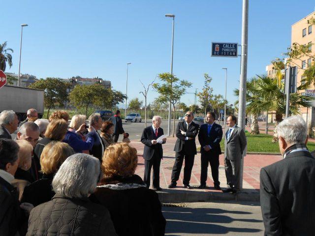 Ronda Sur homenajea con una calle a los panochos de Istán - 3, Foto 3