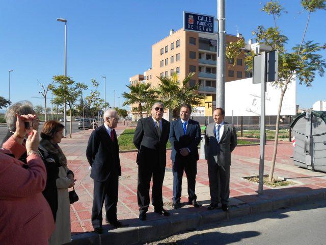 Ronda Sur homenajea con una calle a los panochos de Istán - 4, Foto 4