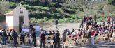 Bendecida la Capilla en Honor a la Virgen del Carmen del Cabezo de la Jara que fue destruida por la riada