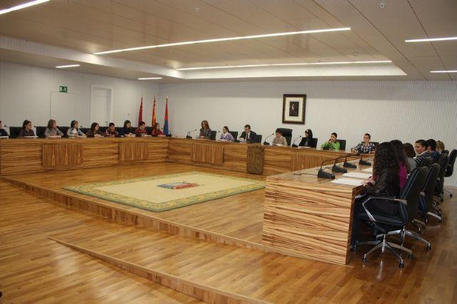 Pleno Infantil en Torre-Pacheco con motivo del Día Internacional de los Derechos de los niños - 2, Foto 2