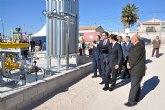 La Comunidad amplía la red de gas natural al municipio de Cieza
