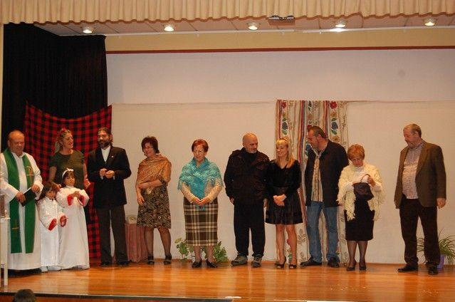 El Grupo de Teatro Amigos de la Torre de Alguazas se lleva a la novia - 4, Foto 4