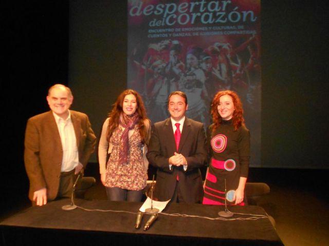 Un cuento terapéutico se sube a las tablas de Teatro Circo Murcia - 1, Foto 1