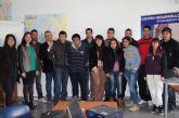 Doce alumnos participan en el Programa de Cualificación Profesional Inicial sobre Actividades en viveros y jardines
