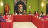Más de 200 escolares de Puerto Lumbreras participan en losPlenosInfantilespara celebrar el Día de la Constitución