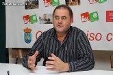 IU: La Reforma Laboral, subidas de impuestos y recortes del Gobierno Rajoy, siguen haciendo estragos en Empleo en Totana