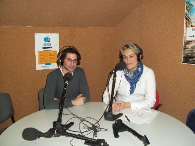 Alguazas Radio, a los sones de las cornetas y tambores de La Samaritana - 1, Foto 1