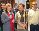 La Asociación de Amas de Casa inaugura un rastrillo solidario a beneficio de Afacmur