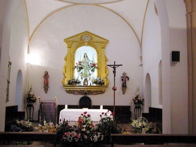 Alguazas festeja a la Purísima Concepción con ofrenda floral, misa y procesión - 2, Foto 2