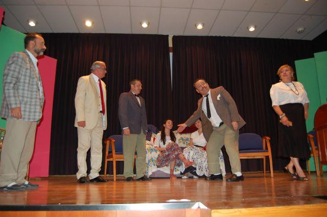 El Grupo de Teatro El Molinico de Alguazas salta al escenario en clave de sainete - 1, Foto 1