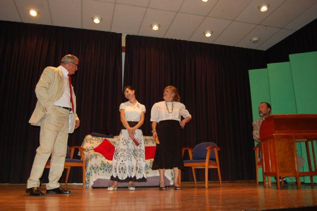 El Grupo de Teatro El Molinico de Alguazas salta al escenario en clave de sainete - 2, Foto 2