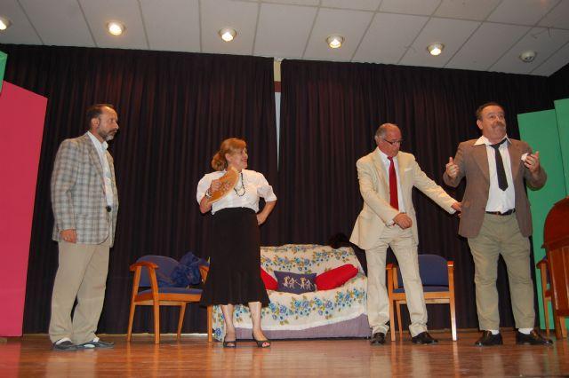 El Grupo de Teatro El Molinico de Alguazas salta al escenario en clave de sainete - 4, Foto 4