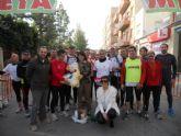 Autoridades municipales reciben a los deportistas de la Travesía de Reyes