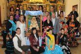Multitudinaria convivencia rociera bajo la mirada de la Virgen del Roc�o