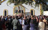 La pedanía lumbrerense de El Esparragal- La Estación recuerda a las víctimas de la riada el día de laPurísimaConcepción