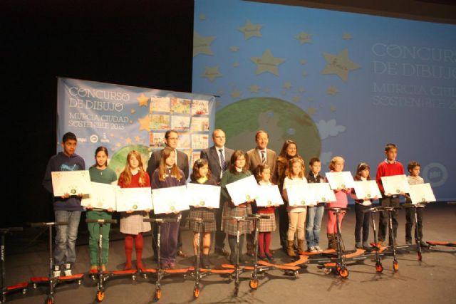 Los niños imaginan cómo es posible disfrutar de una ciudad más sostenible - 3, Foto 3