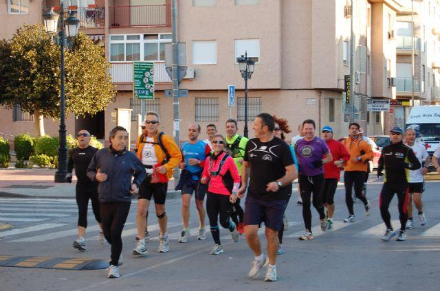 Una veintena de corredores profesionales y aficionados recogen juguetes para los niños necesitados de Alguazas - 2, Foto 2