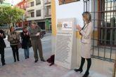 Inaugurado el monumento al 550 Aniversario de Archena y la remodelación de la plaza de España