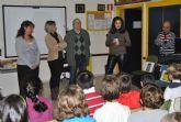 Medio Ambiente y Proyecto Abraham ponen en marcha una campaña escolar de recogida de juguetes  en el municipio