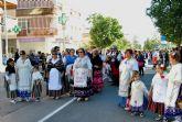 El Bando Huertano cerró el programa de fiestas patronales