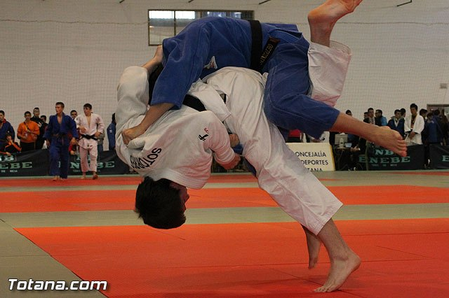Totana Spain hosted the Super Judo cadet