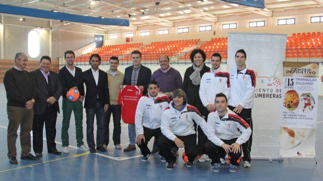Triangular Solidario de Fútbol Sala en Puerto Lumbreras - 1, Foto 1