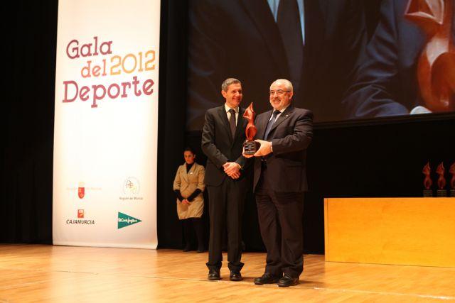 Los deportistas de la UCAM, homenajeados en la Gala del Deporte 2012 - 1, Foto 1