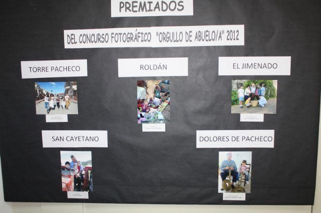 Entregados los premios del concurso fotográfico Orgullo de Abuela/o 2012 - 3, Foto 3