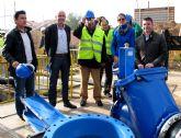 Finaliza la renovación de 3 estaciones de bombeo en La Manga con una inversión municipal de 522.000 euros