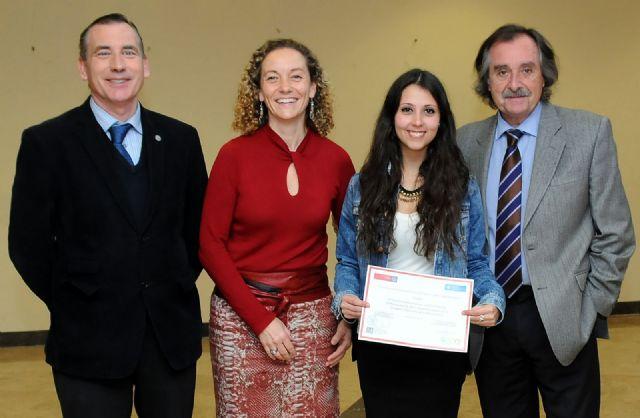 Aránzazu Sánchez Manzano gana el concurso para publicitar la edición 2013 de la Universidad del Mar-Campus Mare Nostrum - 1, Foto 1