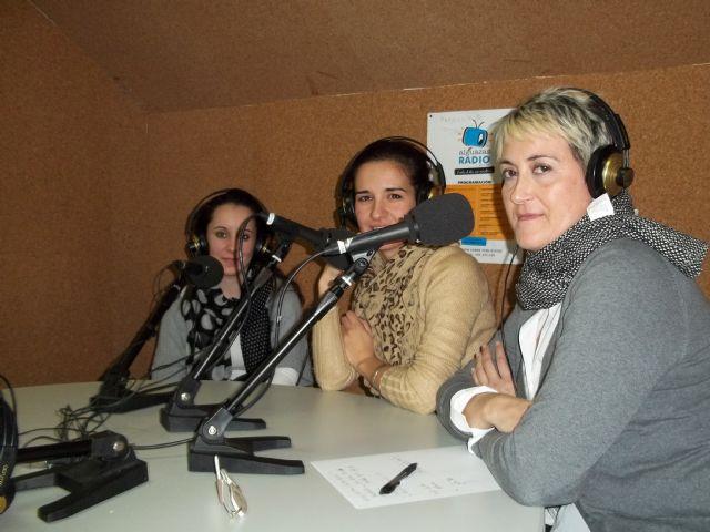 Alguazas Radio, a ritmo de baile con la Asociación Cultural Entre Aguas de la localidad - 1, Foto 1