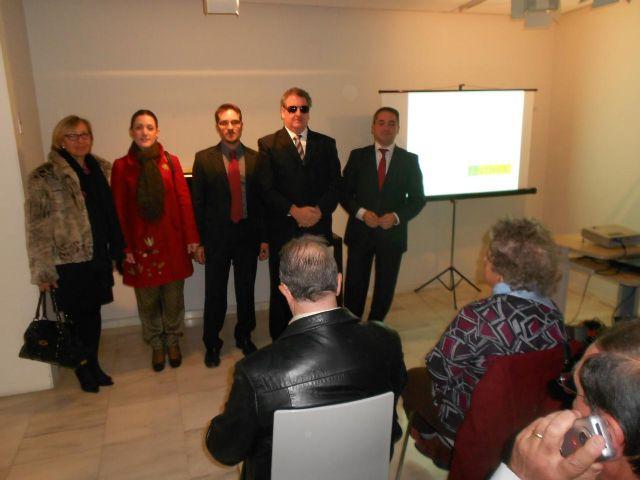 El Ramón Gaya ya habla braille - 1, Foto 1