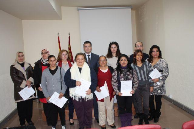 Clausurado el taller de iniciación a la costura dirigido a desempleados del municipio - 2, Foto 2