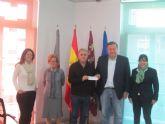 Donativos del Equipo de Gobierno a Cáritas y Cruz Roja