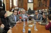 La Universidad de Murcia reconoce el proyecto de recuperación del Barrio Foro Romano de Cartagena