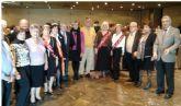 La Federación de Centros Sociales de Mayores de Murcia entrega los premios del XIX Campeonato de Juegos Típicos