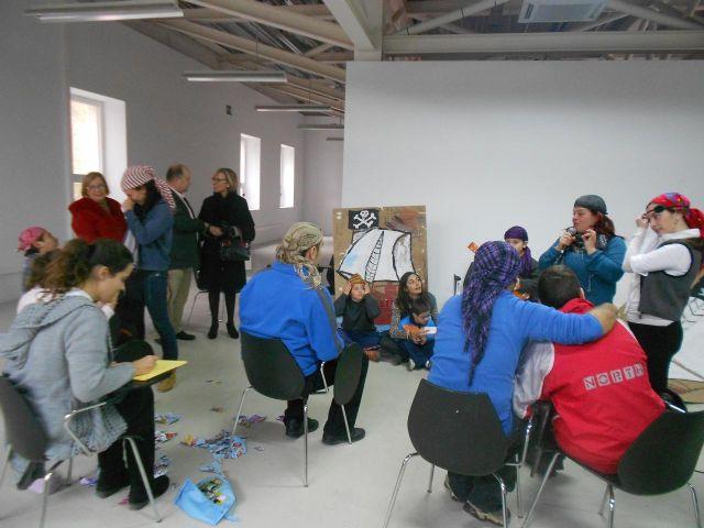 Jornada de convivencia entre jóvenes que participan en el programa OCI - 2, Foto 2