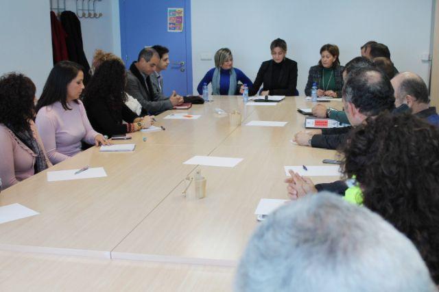 Constituida en Archena la Mesa Local de Coordinación Contra la Violencia de Género compuesta por todos los agentes sociales del municipio - 1, Foto 1