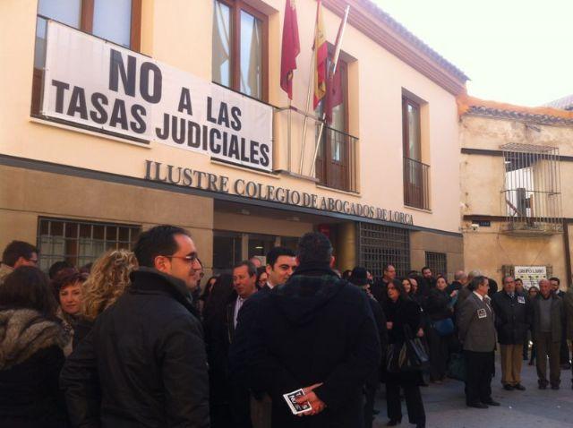 PSOE: Las tasas judiciales, un nuevo atropello para la ciudadania - 1, Foto 1