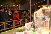 El encendido del Belén municipal inicia la programación navideña en San Pedro del Pinatar